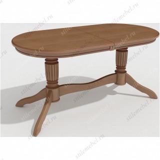 Стол обеденный Зубр-1 дуб