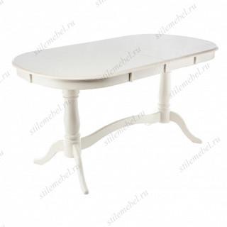 Стол обеденный «Сиена» (Siena SA-T6EX2L) Ivory White