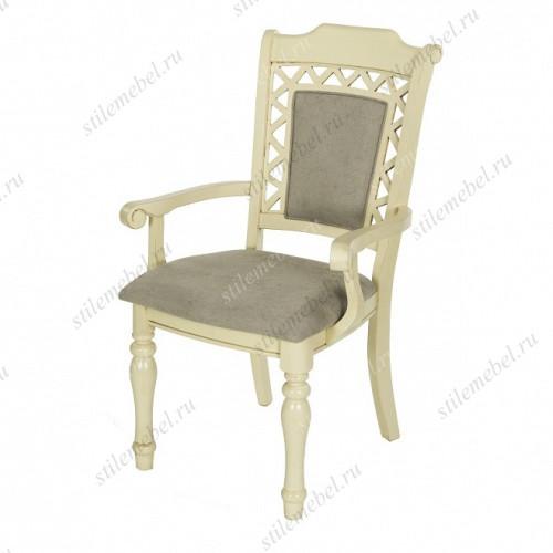 Кресло MK-4521-IV CHARLIZE цвет: IVORY