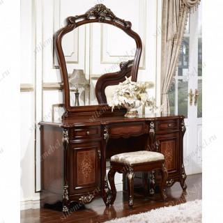Туалетный столик с зеркалом Аманда MK-2709-DN