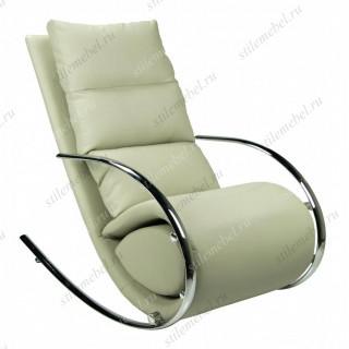 MK-5503-BG. Кресло-качалка с пуфом