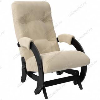 Кресло- гляйдер Модель 68 (Verona lite Grey/Венге )