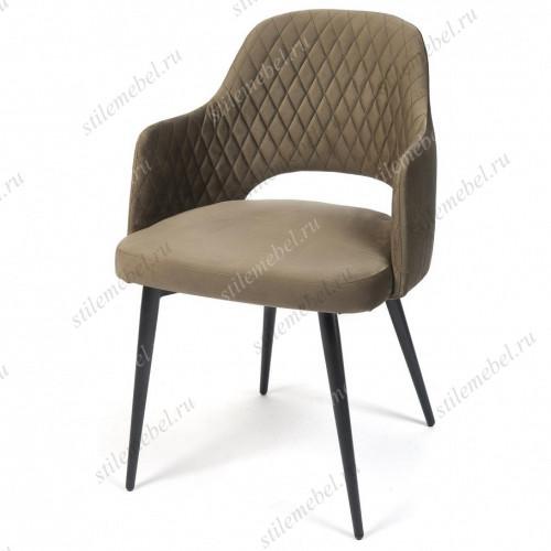 Кресло VALKYRIA (mod. 711) темно-серый barkhat 14/черный каркас