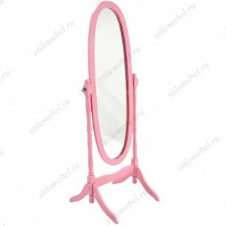 Зеркало напольное розовый MK-2301-PN