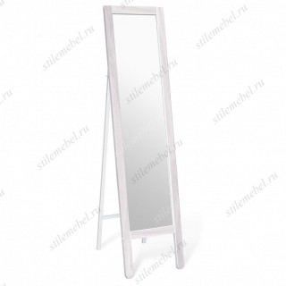 Зеркало напольное Leset Фиора белёное
