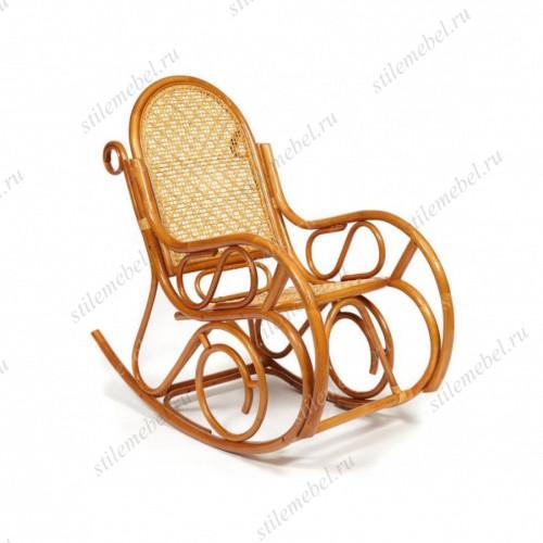 Кресло-качалка MILANO (разборная) Cognac (коньяк)