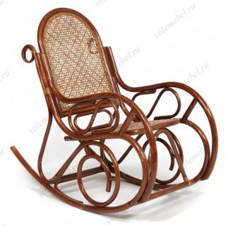 Кресло-качалка MILANO (разборная) Pecan (орех)