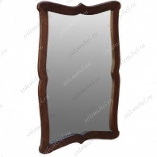 Зеркало навесное Берже 23 темно-коричневое