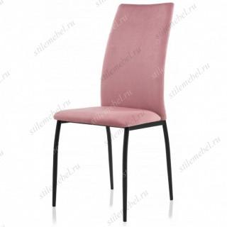 Стул Tod pink / black