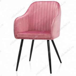 Стул Slam dark pink