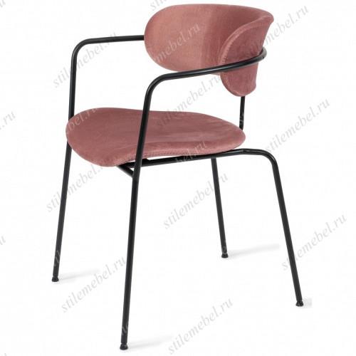Кресло VAN HALLEN (mod. 2433S) розовый