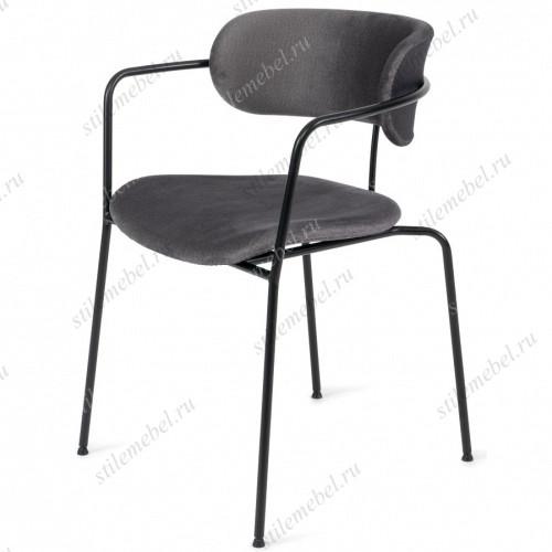 Кресло VAN HALLEN (mod. 2433S) серый