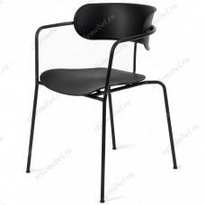 Кресло VAN HALLEN (mod. 2433) (черный/черный)
