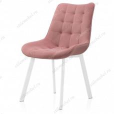 Стул Hagen pink / white