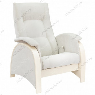 Кресло для кормления Milli Fly Дуб шампань, ткань Verona Light Grey