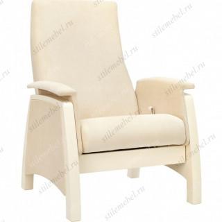Кресло для кормления Milli Sky Дуб шампань, ткань Verona Vanila