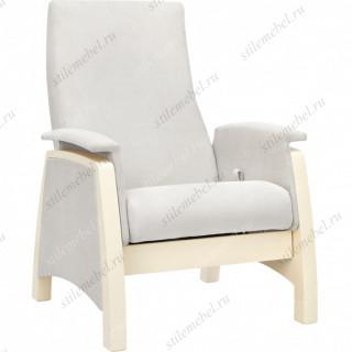 Кресло для кормления Milli Sky Дуб шампань, ткань Verona Light Grey