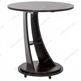 Подкатной столик Акцент 2 (Венге)