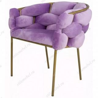 Стул MK-6963-VL фиолетовый
