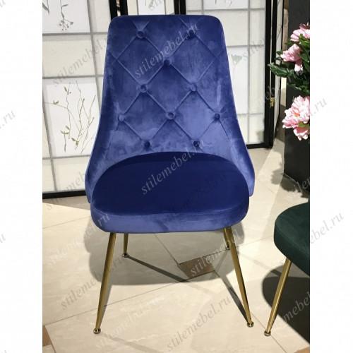 Стул Горацио MK-6947-BU 58х47х84 см Синий