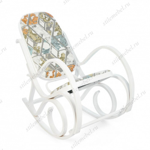 Кресло-качалка mod. AX3002-2
