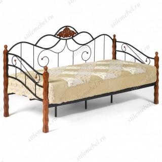 Кровать-кушетка CANZONA Wood slat base 90х200 см (Day bed)
