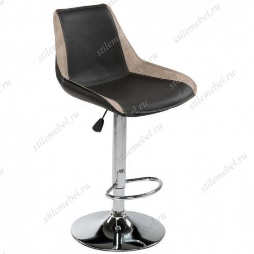 Барный стул Kozi черный/серый