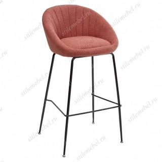 Барный стул AMEKA 9105-10 коралл