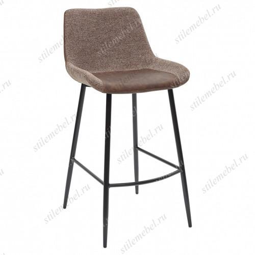 Барный стул BIARRITZ BAR BROWN, ткань