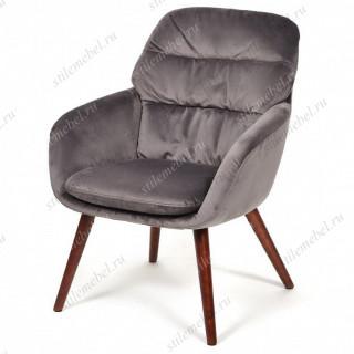 Кресло ORFEI (mod. DM4156) серый (28-grey)