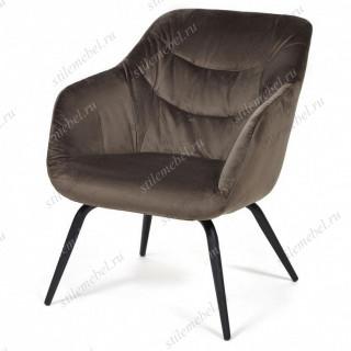Кресло DREIFUS (mod. DM4284) коричневый (37-brown)