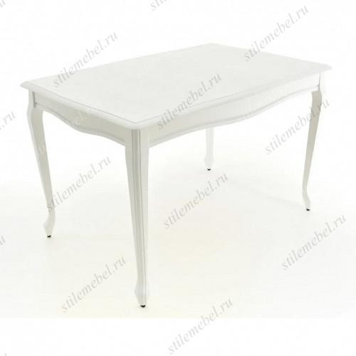 Стол Кабриоль белая эмаль 9