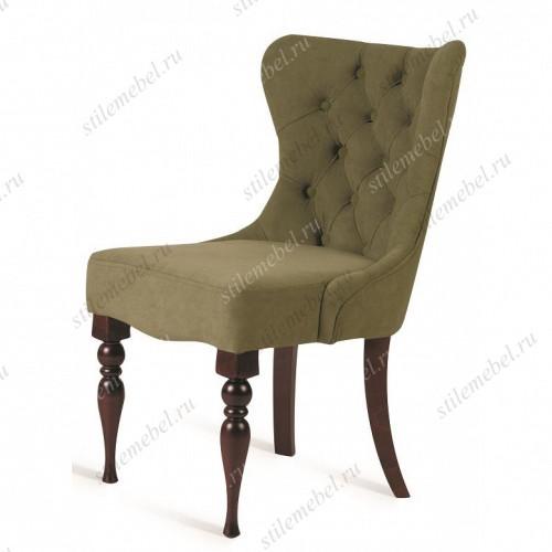 Кресло Вальс (темный тон / G09 - малахит)