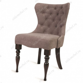 Кресло Вальс (темный тон / G21 - серый)