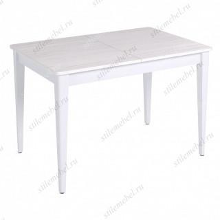 Стол Q1200 белый/ясень белый