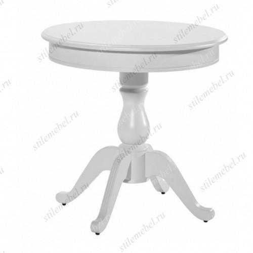 Стол обеденный Фабрицио 1 эмаль белая