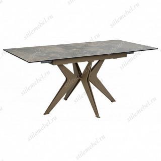 Стол FLINT MOCHA PERLA KL-19/ Серый