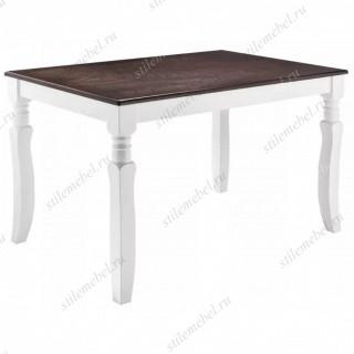 Стол Provance white/oak