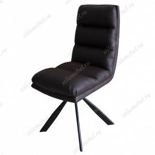 Стул Валео MK-5819-BR коричневый/черный