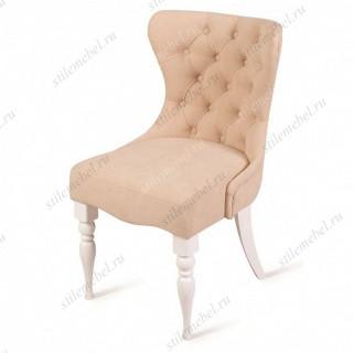 Кресло Вальс (эмаль белая / G02 - бежевый)