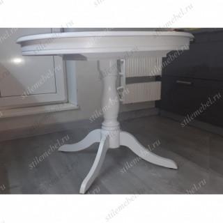 Стол Рендер-1 ЛАЙТ слоновая кость