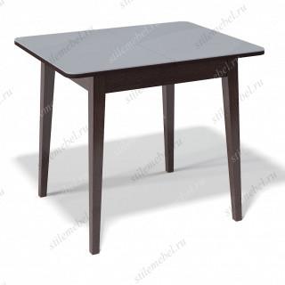 Стол 900М венге/стекло серое
