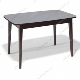 Стол 1200М венге/стекло серое