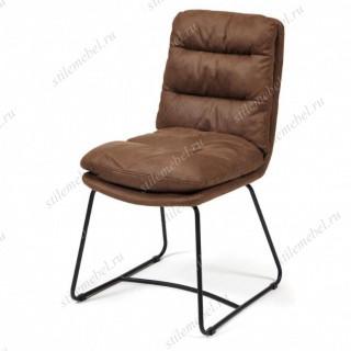 Стул MASON (mod. 8255) коричневый (MF-10)/черный