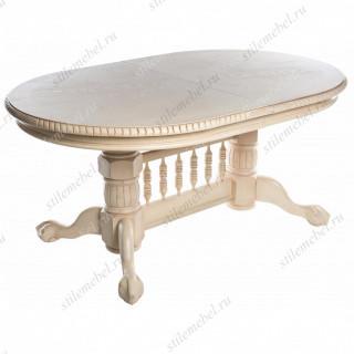 Стол 4296 SWC ivory white (слоновая кость 2-5)