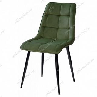 Стул CHIC G108-64 cочная зелень, велюр