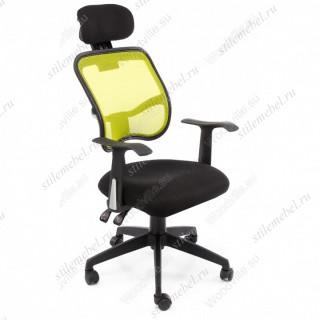 Компьютерное кресло Lody зеленое