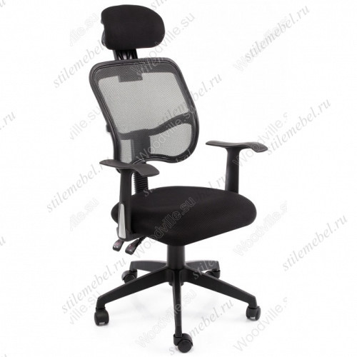 Компьютерное кресло Lody серое