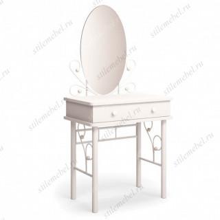 Туалетный столик Венера белый