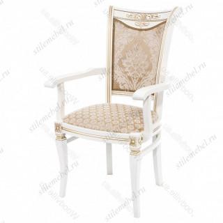 Кресло Mariano молочный